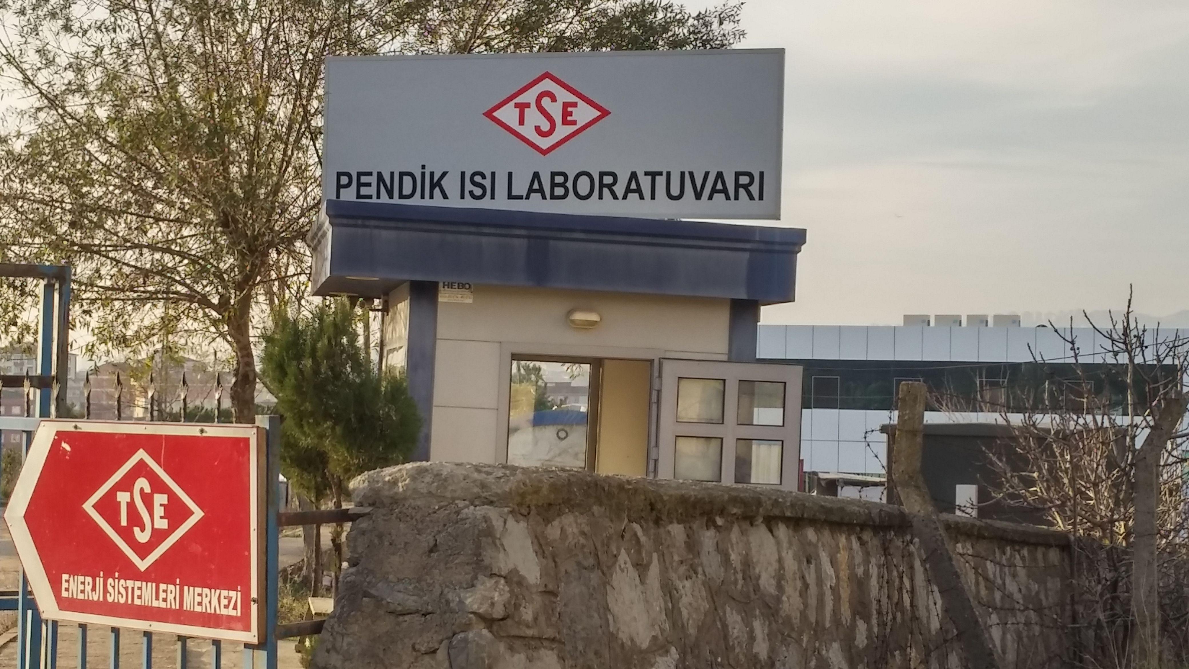 TSE Pendik Isı Laboratuvarı